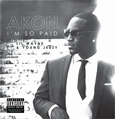 Akon - I'm so paid feat Lil Wayne & Young Jeezy (2008)