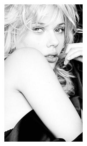 Qui est Scarlett Johansson