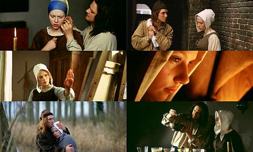 Cillian & Scarlett  #G i r l__w i t h__a__p e a r l__e a r r i n g__(2004)