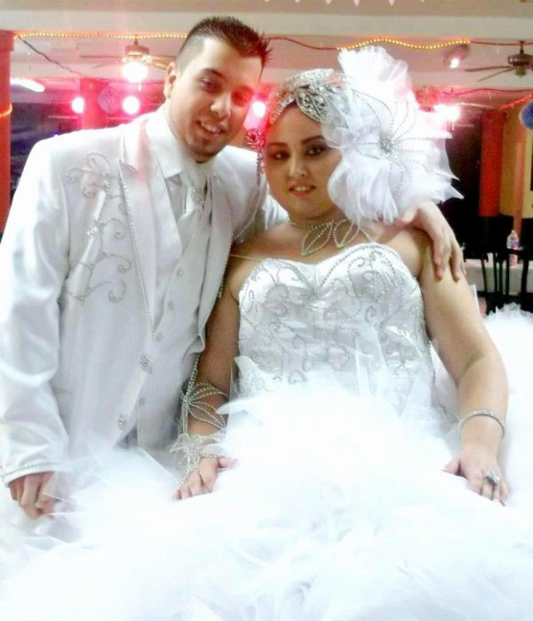 Mariage De Taté&Jason Le 17.10.2012