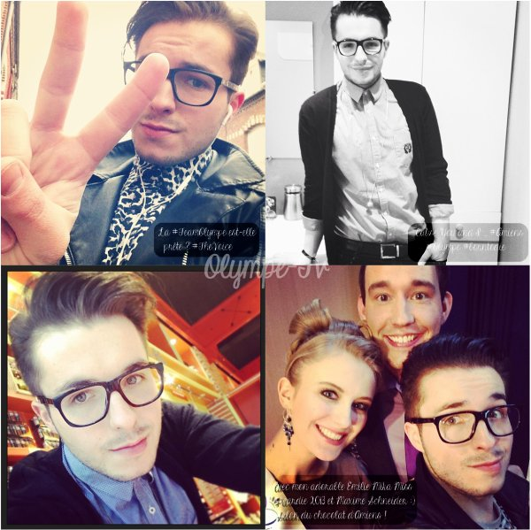 Photo Instagram   Olympe-TV