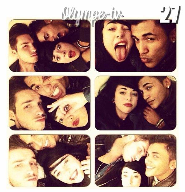 Galerie photo d'Instagram   Olympe-TV