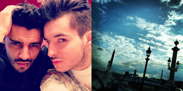 GALERIE PHOTO APRES THE VOICE.  Olympe-TV