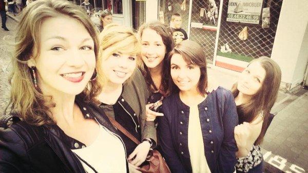 Mes amis sont la source de mon bonheur