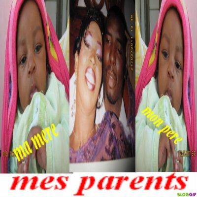 ses parents