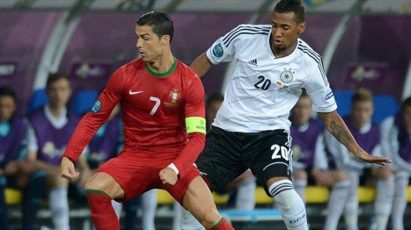 Cristiano Ronaldo Vs allemagne