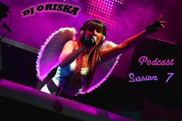 Podcast N° 7 DJ Oriska // NRJ EXTRAVADANCE PART 1 & 2