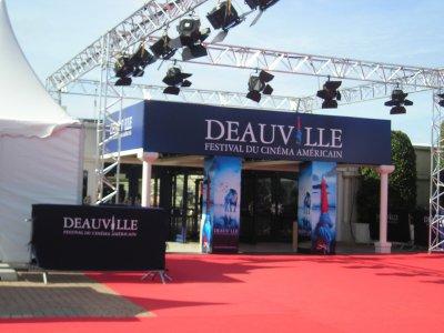 Festival américain de Deauville ( Normandie)