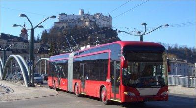Constructeur de Trolleybus (2)