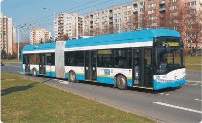 Constructeur de Trolleybus (4)