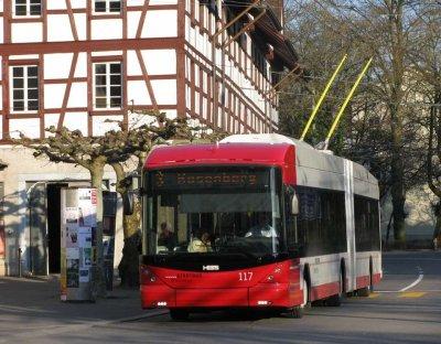 Livraison complète pour Winterthur (Suisse)