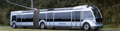 Futur réseau de trolleybus pour Vérone (Italie)