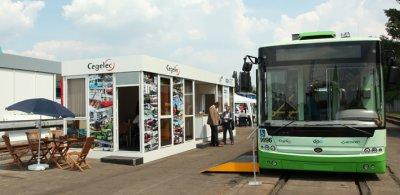 Cegelec & Bogdan / Czech Raildays / Ekova Electric en (Tchéquie)