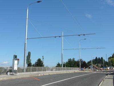 Extensions de ligne à Lausanne (Suisse)