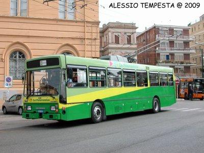 Acquisition de nouveaux trolleybus à Chieti (Italie)