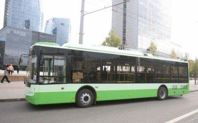 Appel d'offres : 13 trolleybus pour Vilnius (Lituanie)