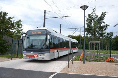 Mise en service de la ligne C2 à Lyon