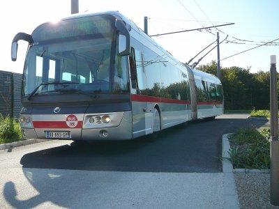 Inauguration officielle de la ligne C2 à Lyon