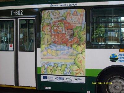 2ème journée Européenne du trolleybus