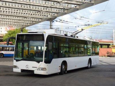 Encore plus de trolleybus à Gdynia (Pologne)