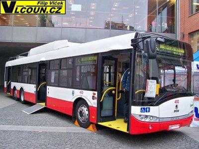 2 Skoda 28Tr livrés à Usti nad Labem (Tchèquie)