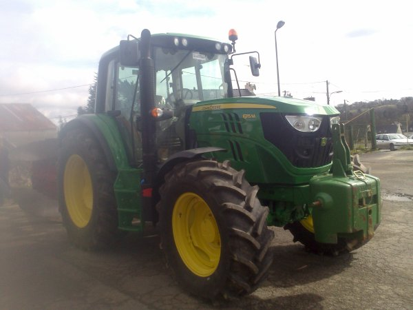 johndeere 615m