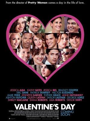 Découverte d'un film : Valentine's Day
