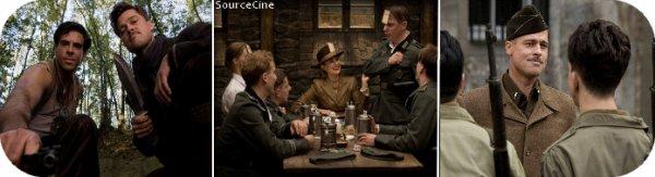 Découverte d'un film : Inglourious Basterds