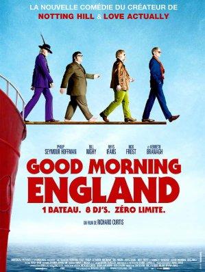 Découverte d'un film : Good morning England