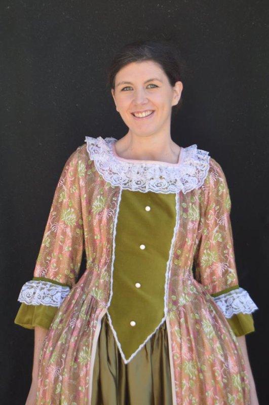 essayage de costume pour le 4 juillet 2015