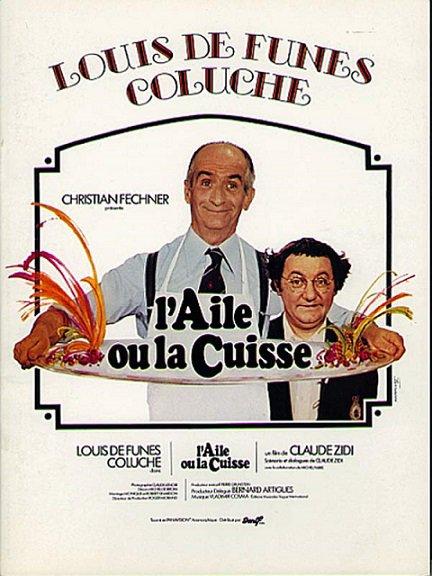 L' AILE  OU  LA  CUISSE  (1973)