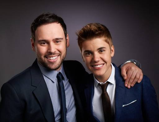 Scooter Braun, le manager de Justin Bieber, fête ses 32 ans aujourd'hui ! Happy Birthday Scooter ! ♥