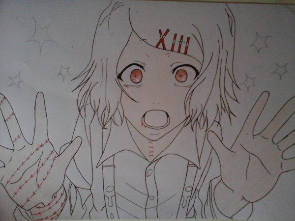 dessin de Juzou !