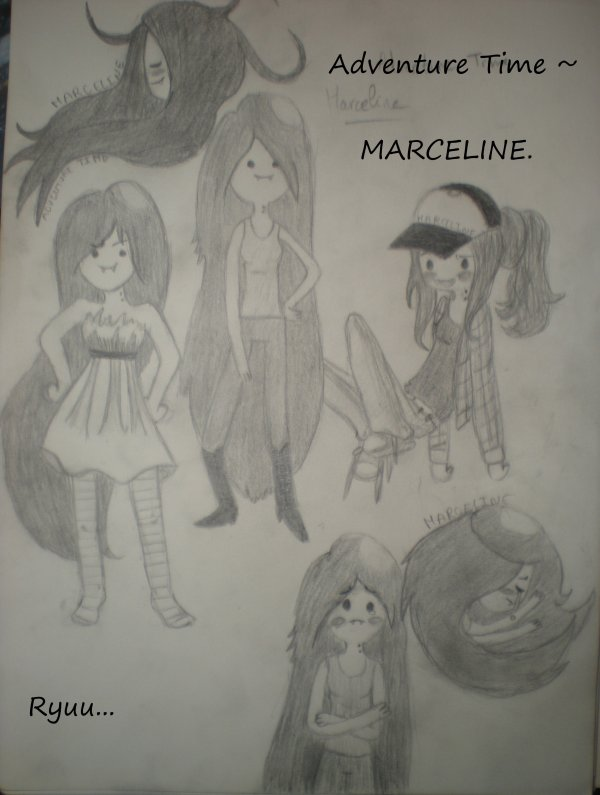 Adventure Time ~ Quelques Dessins Divers