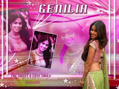 Genilia Wallpaper!!!