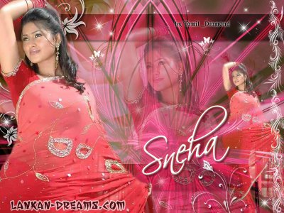 Sneha Wallpaper!
