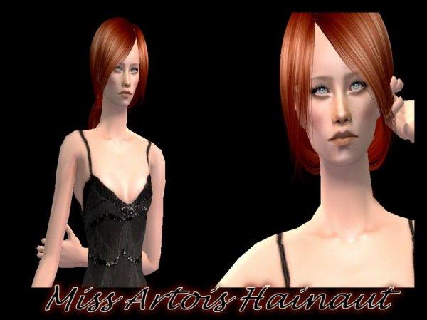 Miss Artois-Hainault