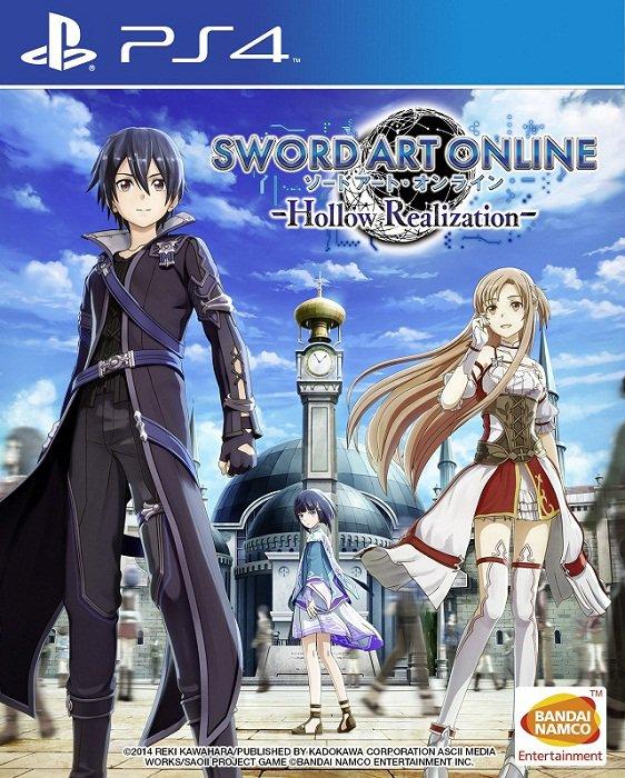 """Nouveau Jeux """" Sword Art Online: Hollow realization """""""