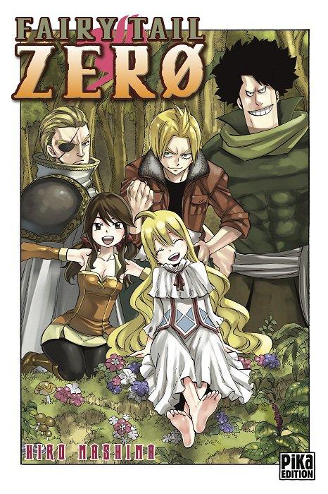 "Sortie Manga coup de coeur: ""Fairy Tail Zero"""