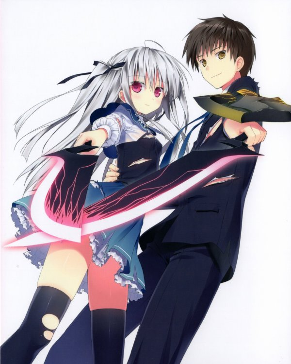Absolute Duo, le kiff total !