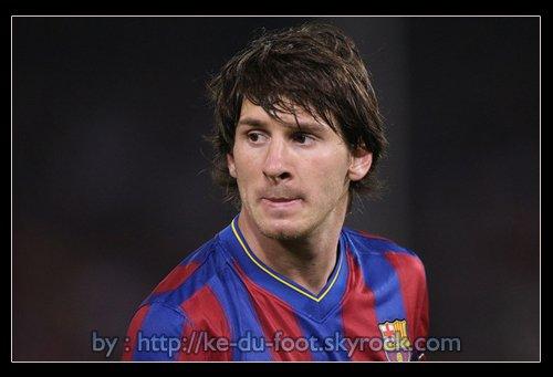 Lionel Andrés Messi -> MESSI