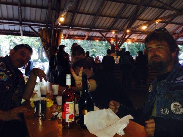 Concentre des Welsches à Valeyres sous Rances Suisse 27-29/09/2014