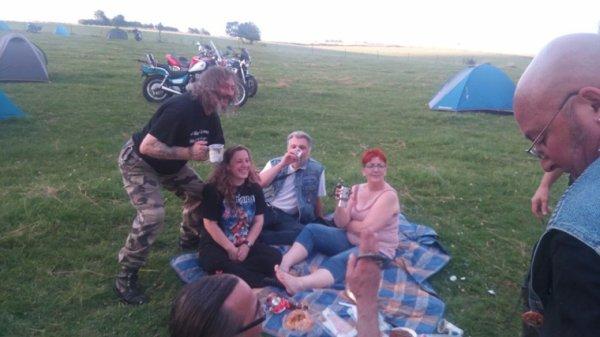 Concentre des Confédéros 16-17/07/2016 à l'Echelle 08