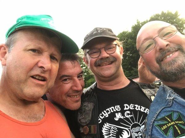 Concentre des Looneys Toons Riders à Calmoutier (70) le 24-25 juin 2017