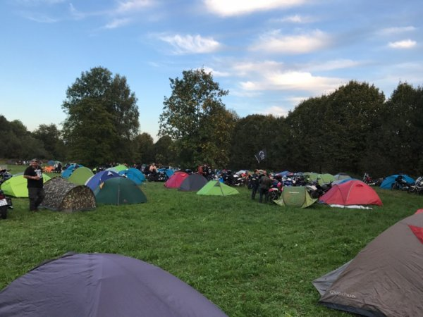 Concentre El Crados à Offendorf (67) les 23-24 septembre 2017