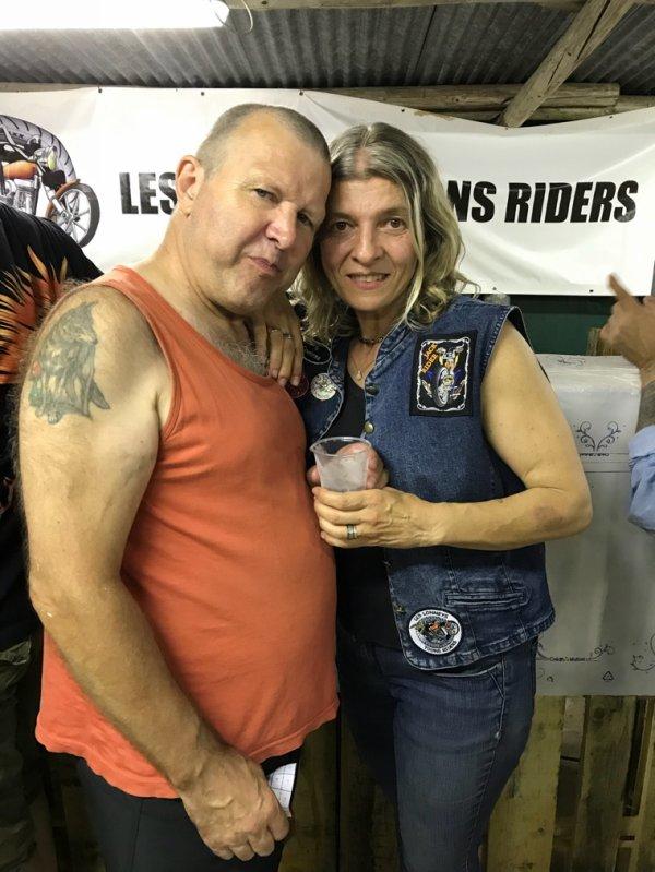 Concentre  des Looney Toons Riders à Calmoutier 30/06/2018