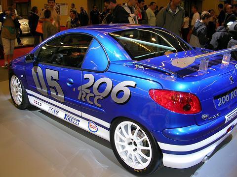 Peugeot 206 RCC