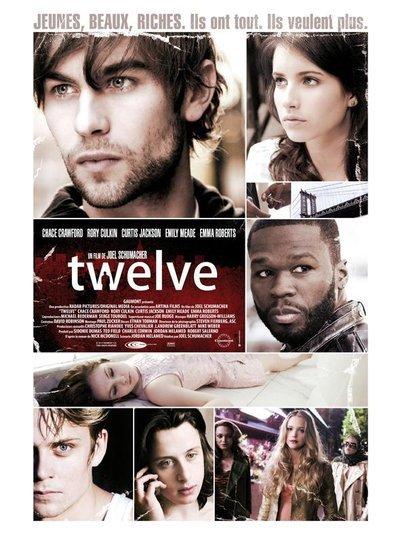 Twelve , Film avec Chace Crawford ♥. ( Nate Archibald) . Jeunes ; Beau ; Riches ; Ils ont Tous mais Ils veulent  Plus !  [/g