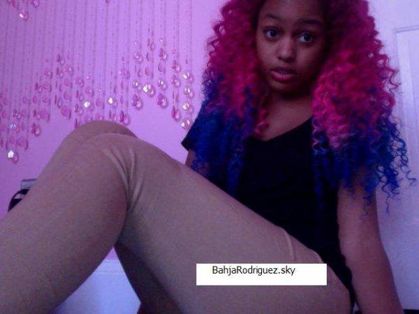 Bahja's New hair
