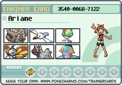 Mes cartes dresseurs (Votre admin joue pokemon eh oui ^°^)